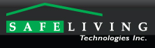 Safe Living Technologies Inc Logo: Follow this link to visit our Home Page.